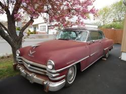 Bob Sr. 1953 Chrysler New Yorker