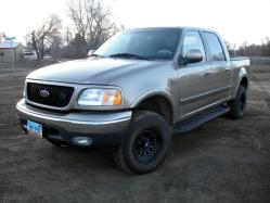JTomlin's 2001 Ford F150 SuperCrew Cab