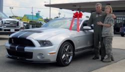70mach03 2011 Shelby GT500