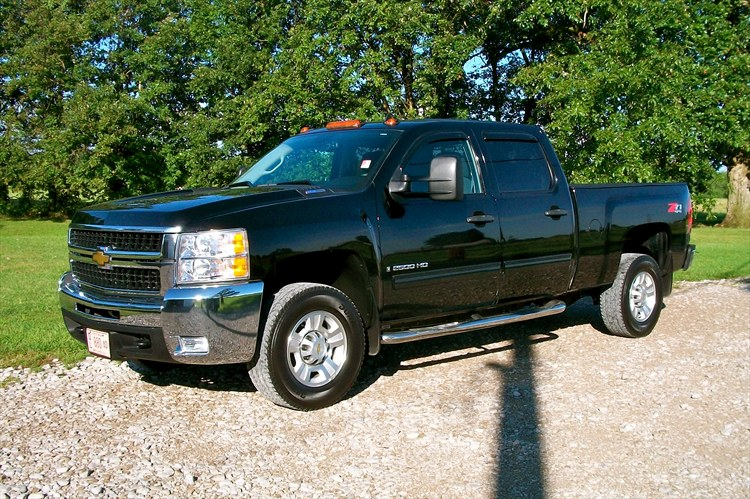 gramy 2009 chevrolet silverado 2500 hd crew cab specs. Black Bedroom Furniture Sets. Home Design Ideas