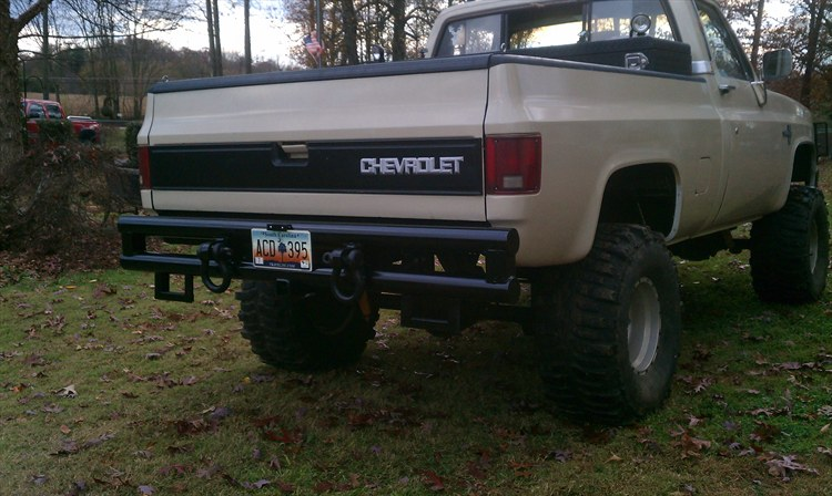 Another Sportsman23 1984 Chevrolet C/K Pick-Up post... - 15410960