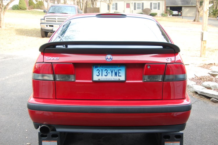 Viggen Spoiler    Catalog Skirts    Rear Se Lip  Pics