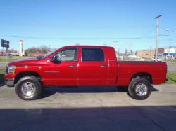 Long_Arm_Jeep 2006 Dodge Ram 3500 Mega Cab