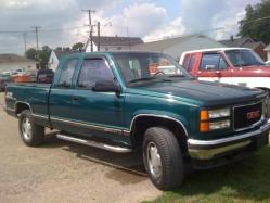 Jcall15s 1995 GMC Sierra 1500 Extended Cab