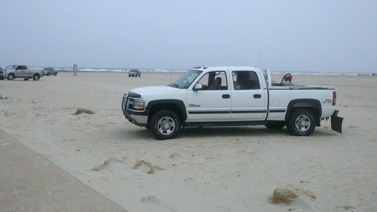 2002 Chevrolet 2500 HD Extended Cab