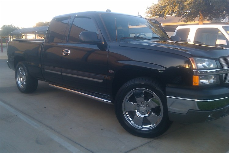 2004 Chevrolet 1500 Extended Cab