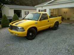 Tyler Chilcot 1998 Chevrolet S10 Regular Cab