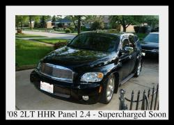 HHR-2LT-Panel 2008 Chevrolet HHR