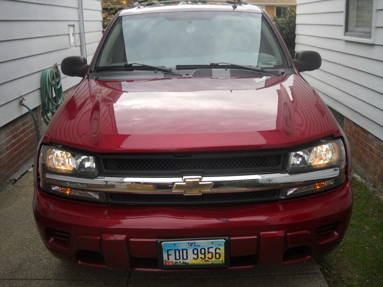SaabNut9000 2006 Chevrolet TrailBlazer