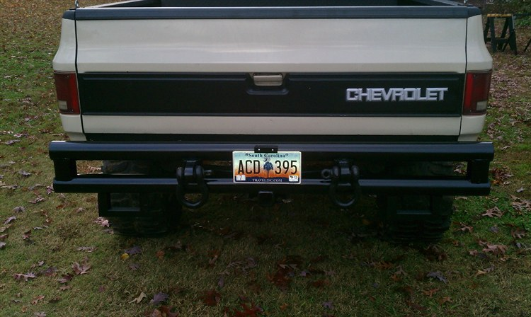 Another Sportsman23 1984 Chevrolet C/K Pick-Up post... - 15410959