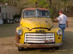 1952 GMC C/K Pick-Up