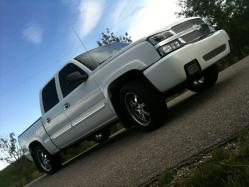 Brandon Mifsud 2005 Chevrolet Silverado 1500 Regular Cab