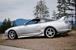 Difficult 1995 Toyota Supra