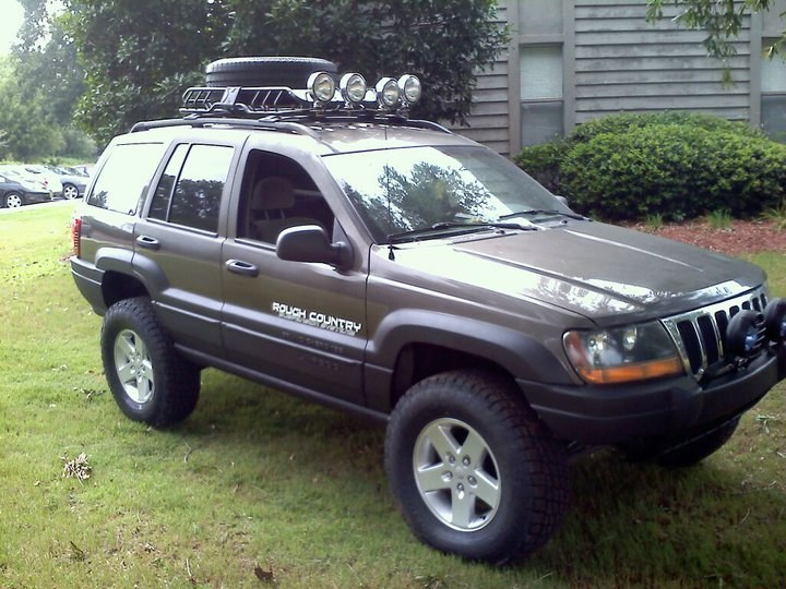 Semperfi96 2000 Jeep Grand Cherokee Specs Photos