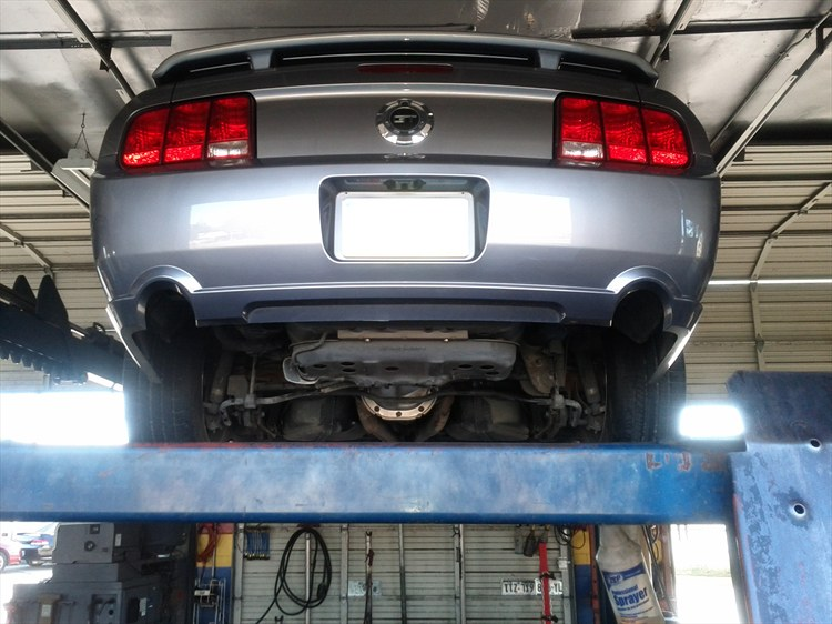 Another Krimsonice 2006 Ford Mustang post... - 3117068