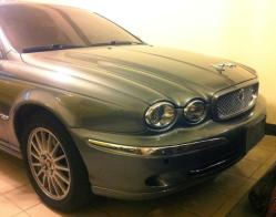 ming15 2006 Jaguar X-Type