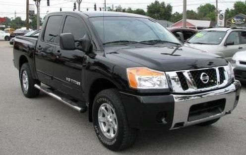 rowdy canuck 2008 nissan titan crew cabse pickup 4d 5 1 2 ft specs photos modification info at. Black Bedroom Furniture Sets. Home Design Ideas