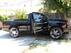 JULIO.G 2005 Chevrolet Silverado 1500 Regular Cab