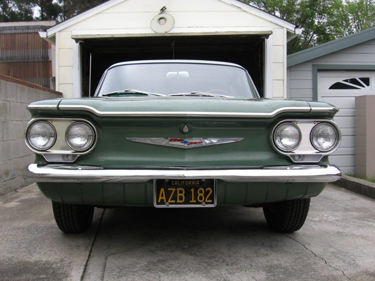 Another JNKD427 1960 Chevrolet Corvair post... - 15721946