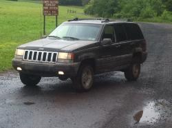 WMV III 1996 Jeep Grand Cherokee