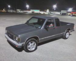 Brandon-Lowe 1992 GMC Sonoma Extended Cab