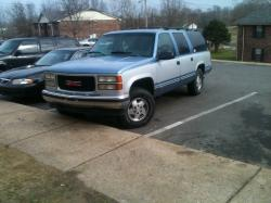 Cj_Currie's 1994 GMC Suburban 1500