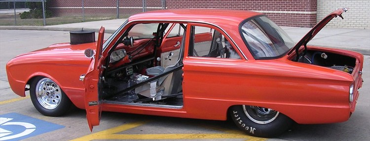 mbrund 1960 Ford Falcon