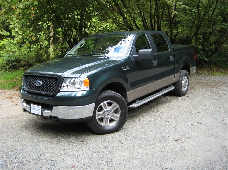 screwed up 2005 ford f150 supercrew cab specs photos modification info at cardomain. Black Bedroom Furniture Sets. Home Design Ideas