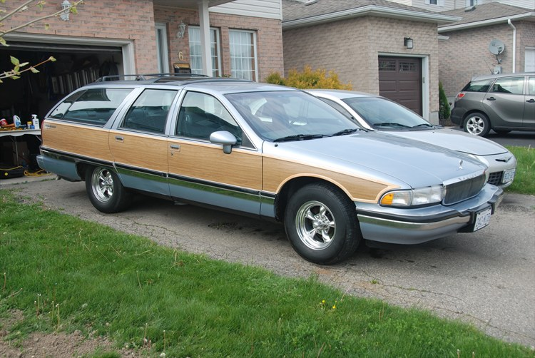 cyber wizard 1994 buick roadmaster specs photos. Cars Review. Best American Auto & Cars Review