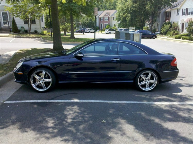 Blackaricanboy 2003 mercedes benz clk classclk500 coupe 2d for 2003 mercedes benz clk