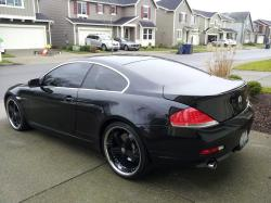 Babiboi23 2005 BMW 6 Series