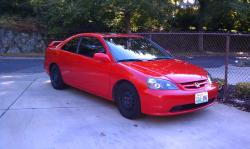 emilyjustine0739 2001 Honda Civic