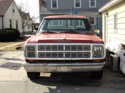 JUmbreit 1979 Dodge D150 Regular Cab