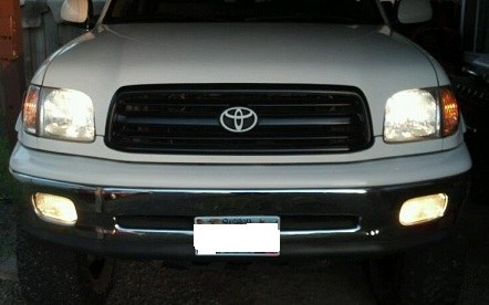 Another SrhsToyota 2000 Toyota Tundra Access Cab post... - 15762992