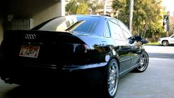 themeangrinch 1999 Audi A4