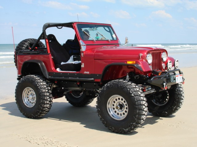 mvolk 1986 Jeep CJ7 18905413