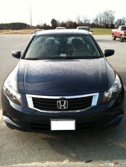 maydayaj 2009 Honda Accord