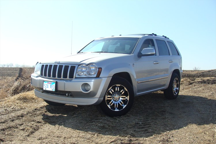 Another alexbuhr 2006 Jeep Grand Cherokee post... - 15662986
