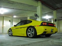 yellowstones 1987 Pontiac Fiero