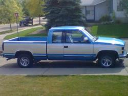 hotrodhawire 1991 Chevrolet 1500 Extended Cab