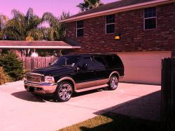 propog 2002 Ford Excursion