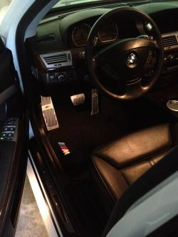 TheGroundUps 2007 BMW 7 Series