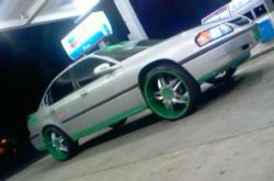 Stay Down Ryders 2005 Chevrolet Impala