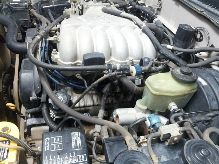 3400 4 Cam 24 Toyota Engine