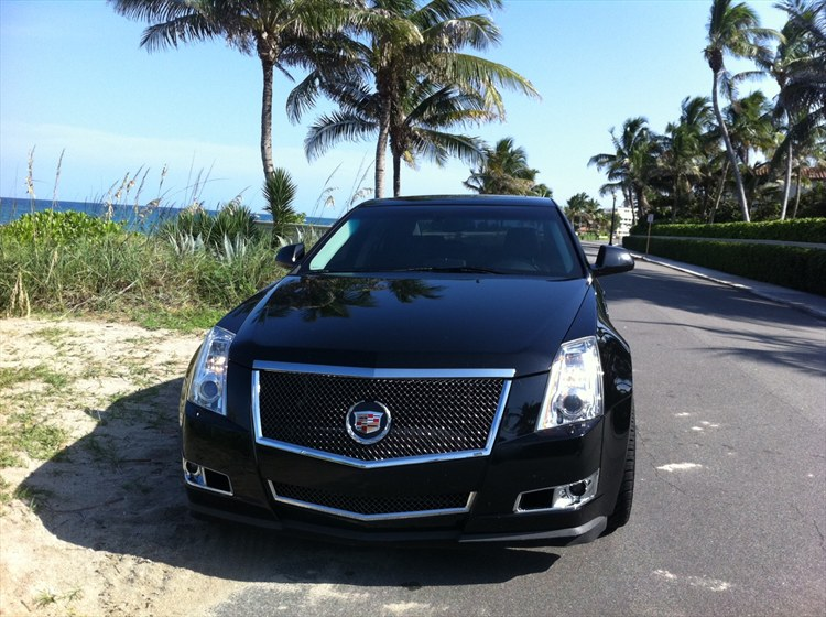 Another PUTNAM561 2008 Cadillac CTS post... - 15423913