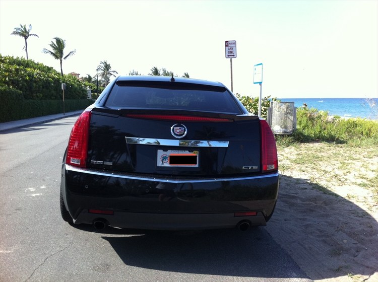 Another PUTNAM561 2008 Cadillac CTS post... - 15423914