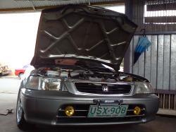 Mark Termulo 1997 Honda City