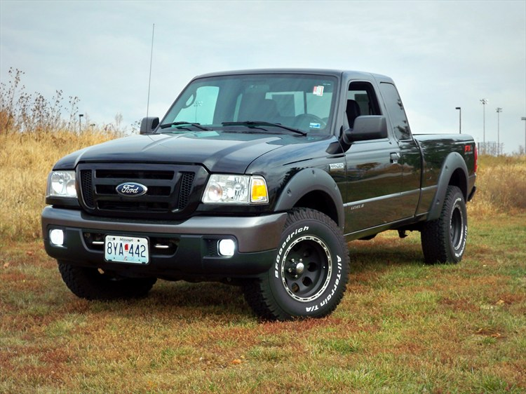 04rangerfx2 2007 ford ranger super cabfx4 off road level. Black Bedroom Furniture Sets. Home Design Ideas