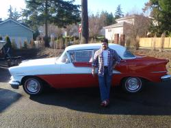 thecastle000's 1955 Oldsmobile 88