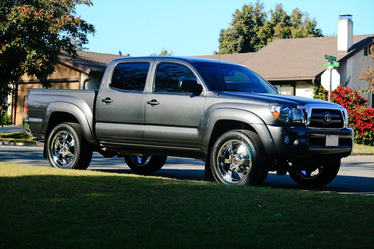 Another tigetaco 2009 Toyota Tacoma Double Cab post... - 15453978
